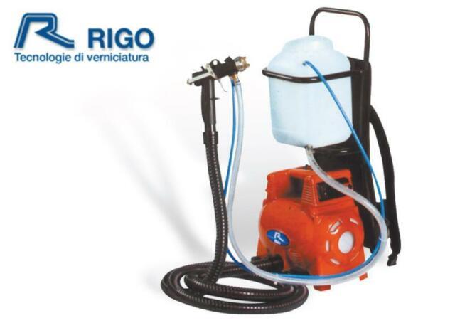 Rigo compressore Professional PMR80 800W turbina verniciatura a spruzzo