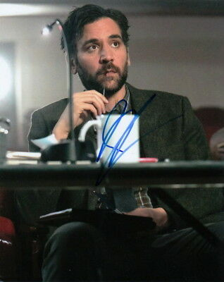 Rise's Mr Hospitable Josh Radnor. Signed Fragrant Aroma Mazzuchelli