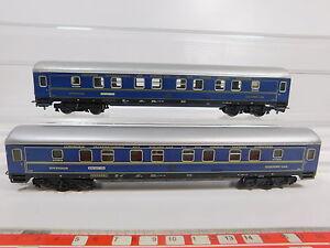 AQ672-1-2x-Maerklin-Marklin-H0-AC-4029-Schlafwagen-CIWL-4581