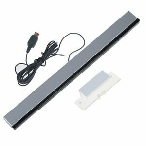 Wired-Infrared-Sensor-Bar-Remote-Motion-IR-Signal-Receiver-for-Nintendo-Wii-U