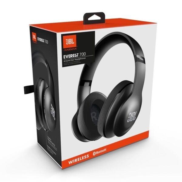 8e9ec393b67 JBL Everest 700 Around Ear Wireless Headphones V700BTTIT for sale online |  eBay