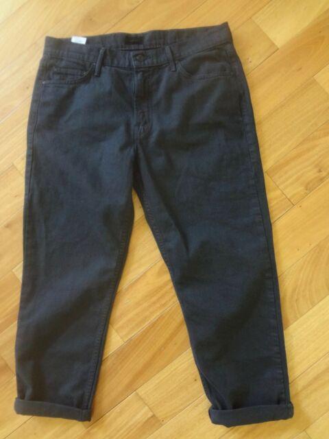 f0606977684 Mother Denim The Sinner Straight Leg Jeans Almost Innocent 25 for ...