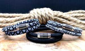 Segeltau-Armband-Wickelarmband-6mm-Surfer-Style-Magnetverschluss-Herren-Frauen