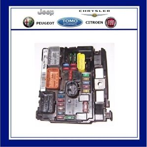 details about new genuine oe citroen engine bay fuse box (bsm) fits citroen c2 6500hv Audi A4