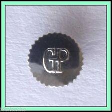GIRARD PERREGAUX - Watch Crown Steel - N.O.S. ORIGINAL 4.40 mm Stem 0.90