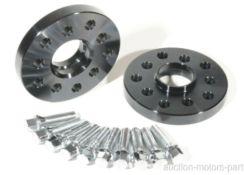 For VW Passat Sedan 20mm Hubcentric Wheel Spacer Adap Year 2002 Chrome Cone Seat