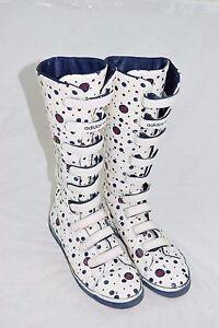 RARE Vintage Adidas Superstar Boots Spotted Dalmatian 6.5 US 5 UK APE 779001