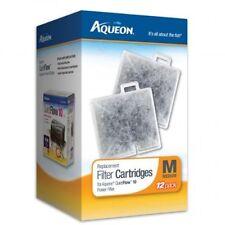 New Aqueon 06418 Filter Cartridge, Medium, 12-Pack - Free Shipping!