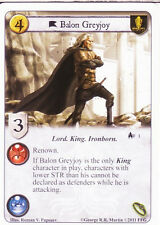3 x Balon Greyjoy AGoT LCG 1.0 Game of Thrones Kings of the Sea 1