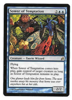 x1 1x Battlebond Near Mint Sower of Temptation English -BFG- MTG Magic