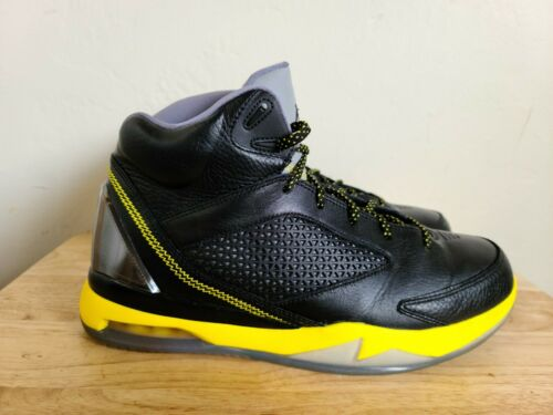 Nike Air Jordan Flight Future Remix Black Yellow S