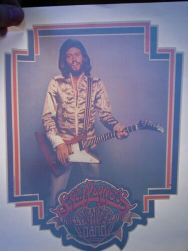 SGT PEPPERS MAURICE GIBB 1970's VINTAGE AMERICANA