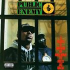It Takes a Nation of Millions to Hold Us Back [PA] by Public Enemy (CD, May-1995, 2 Discs, Def Jam (USA))