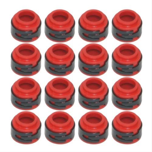 "Howards 93321 Valve Stem Seals Dupont Fluoroelastomer Positive Stop 3//8/"" Valve"