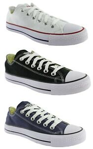 Converse-Chucks-All-Star-OX-classic-Chuck-Taylor-sneaker-low-scarpe-basse