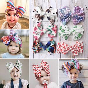 Cute-Kids-Girl-Baby-Headband-Infant-US-Newborn-Flower-Bow-Hair-Band-Accessories