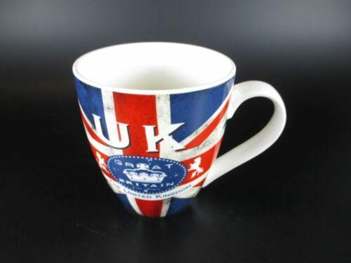 United Kingdom Great Britain Union Jack Kaffeetasse XL 0,5 ltr.,Coffee Mug