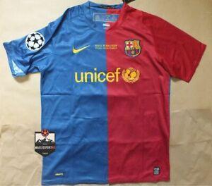 Maglia-Barcellona-Finale-2009-Calcio-Vintage-Retro-Messi-Barcelona-Final