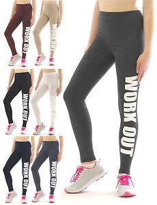 Leggings police pression Work Out Sport Pantalon Fitness Coton-afficher le titre d`origine iqvkUPXg-07161454-518892231