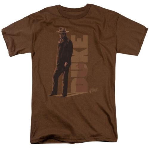 John Wayne DUKE Licensed Adult T-Shirt All Sizes