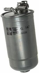 VW-Golf-MK4-1V-1-9-TDi-SDi-Diesel-Fuel-Filter-Genuine-Mahle-1997-2005