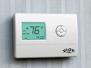 Heating-Cooling-Heat-Pump-Thermostat-Digital-Control-HVAC-Furnace-Energy-Saver