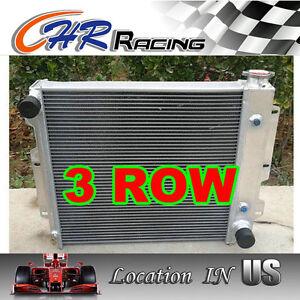 3ROW-for-Jeep-Wrangler-TJ-YJ-Aluminum-Radiator-V8-Conversion-87-95-97-02-YEAR