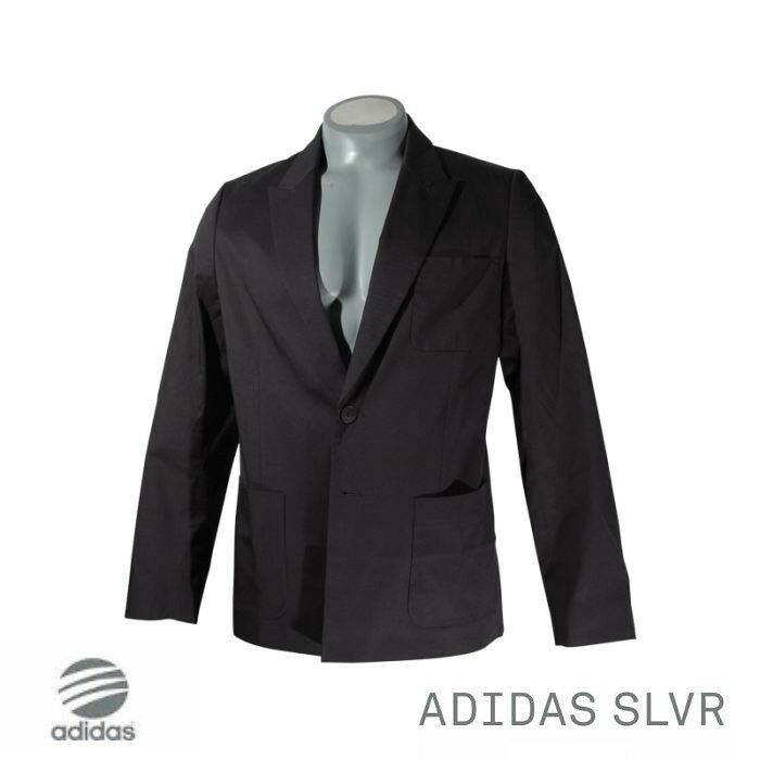 Y BNWT Herren ADIDAS M FO SLVR Blazer Navy £ 160 Dinner Jacket W49379 Anzug-Topcoat