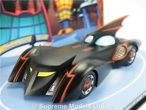 BATMAN-BATMOBILE-MODEL-CAR-THE-BRAVE-amp-BOLD-1-43-SCALE-ANIMATED-BATMANS-COMIC-K8