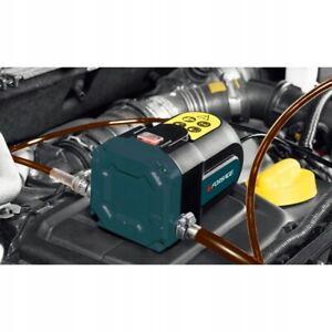 Pompe-electrique-12V-pour-vidange-remplissage-et-aspiration-de-l-039-HUILE-GASOIL