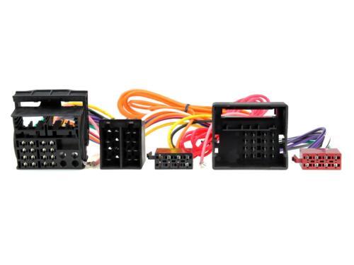 Opel Agila Antara Parrot Bluetooth ISO Plomo sot-122s Stereo retiro llaves