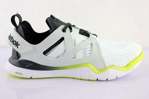 Dettagli su Reebok zcut TR 2.0 Scarpe Fitness Sneaker Scarpe Allenamento Scarpe gym grigio 40,5 mostra il titolo originale