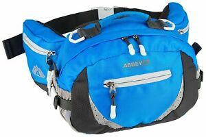 Abbey Outdoor Gürteltasche Blau/anthrazit/grau Moderater Preis