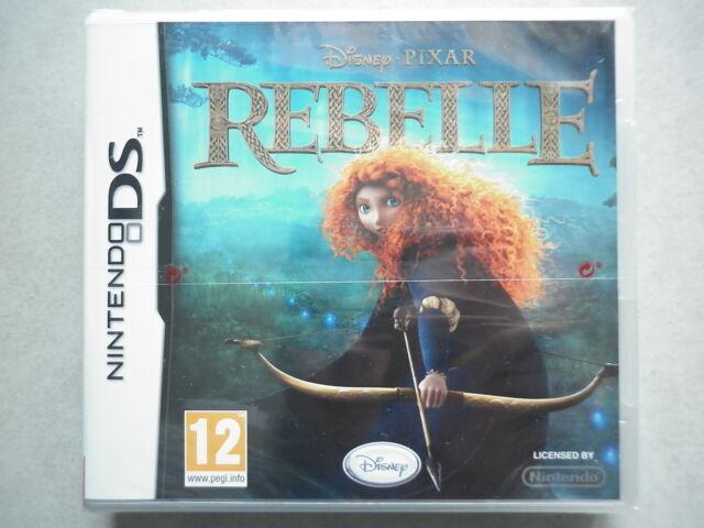 Rebelle Jeu Vidéo Nintendo DS