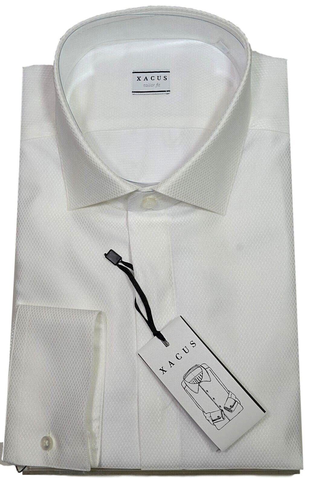 Xacus Hemd Herren Modell Tailor 21105001 Dressing' Zwischenteil Mod. Elegant