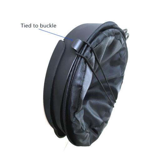 Foldable Car Garbage Trash Wastebasket Can Dust Case Bin Bag Litter Container