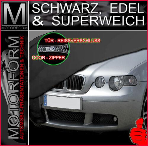 BMW 3er Reihe E46 COMPACT Schutzhülle Ganzgarage Auto Car Cover Spiegeltaschen