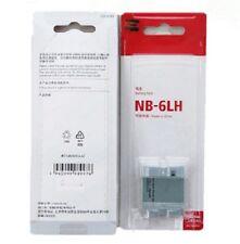 NB-6LH Battery For Canon IXUS 105 210 S95 D20 D10 SX500 SX510 SX530 SX170 SX600