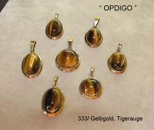 mit 3 Perlen   //// OPDIGO //// Collier 8kt