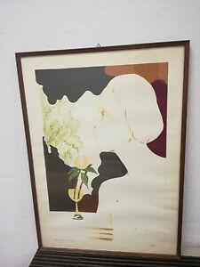 Litografia-Gianni-Lara-70-x-50-cm-retrato-imagen-marco-de-la-1973-n-2-99