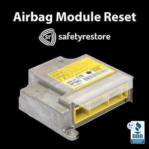 Ford Fusion Airbag Module Reset Clear Crash Data Hard Codes Light Reset ACM SDM