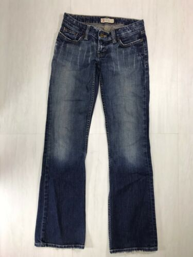 Buckle Denim 25x32 Star Femme 18 Jeans Blue Sz Stretch Bke Bootcut qBxwdf0fT
