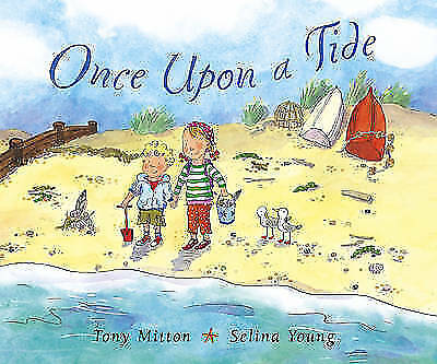 "1 of 1 - ""VERY GOOD"" Mitton, Tony, ONCE UPON A TIDE, Book"