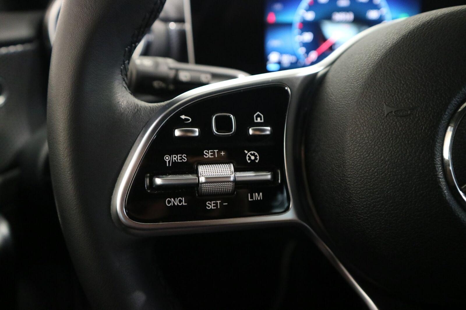 Mercedes A180 d 1,5 Business Progressive Line aut. - billede 13