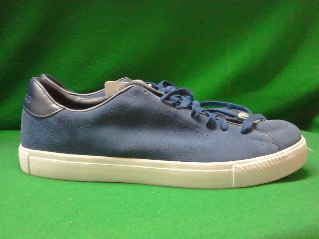 023e3c67f9be adidas Neo Blue Suede SNEAKERS Shoes Mens Size 11.5 F98415 for sale ...