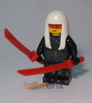New Ninjago LEGO® Princess Harumi Ninja Hunted Minifigure 70658 70651 Rumi