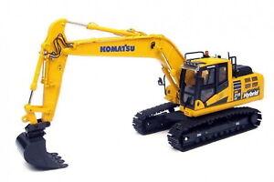 UH-Universal-Hobbies-1-50-Komatsu-HB215LC-2-Excavator-DieCast-Model-UH8095