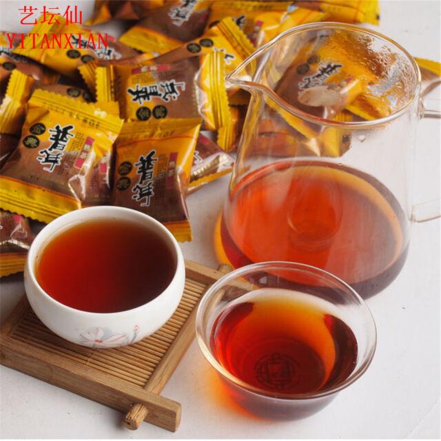 Organic 50g Puer tea Black tea Tuocha Glutinous rice taste ...