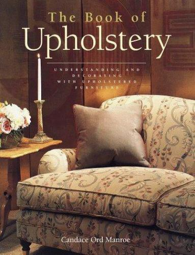 Book of Upholstery-ExLibrary