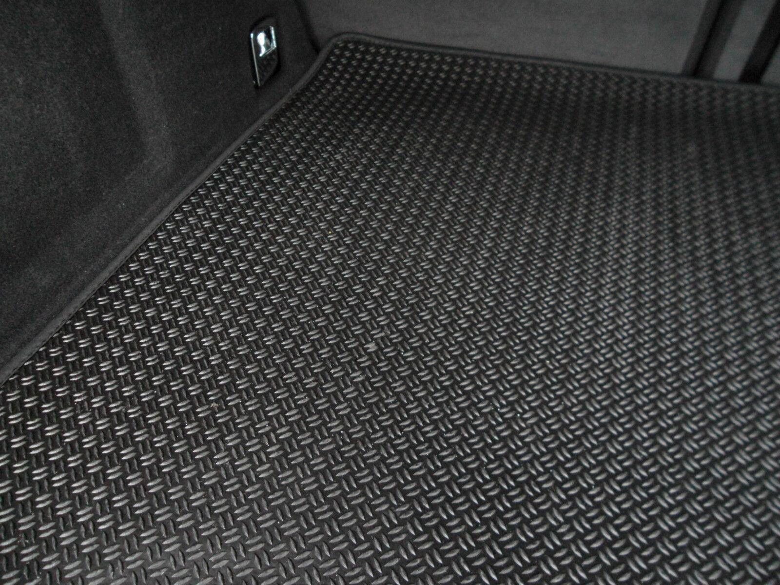 $$$ Kofferraummatte für Audi SQ5 Q5 8R Ladekantenschutz Laderaummatte Velours